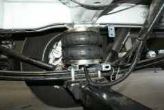 Motorhome Air Suspension Installers