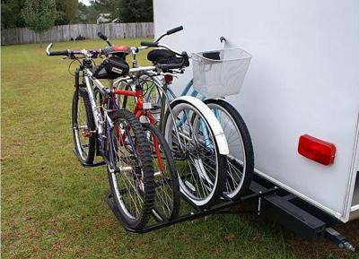 Motorhome Bike Rack