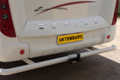 Motorhome Towbar Fitting