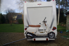 Motorhome Scooter Racks