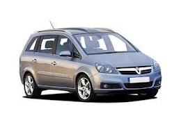 Vauxhall Zafira fitted Towbars