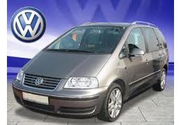 VW Sharan Towbars